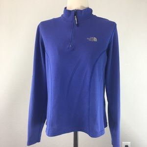 The North Face 3/4 Zip up